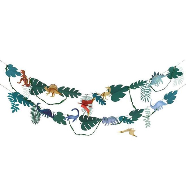 Dinosaur Kingdom Large Garland (2개 세트)_ME204643