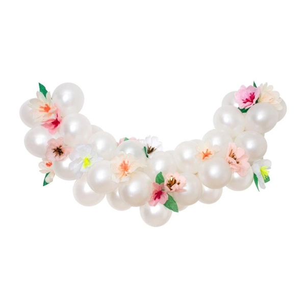 Floral Balloon Garland Kit_ME214912