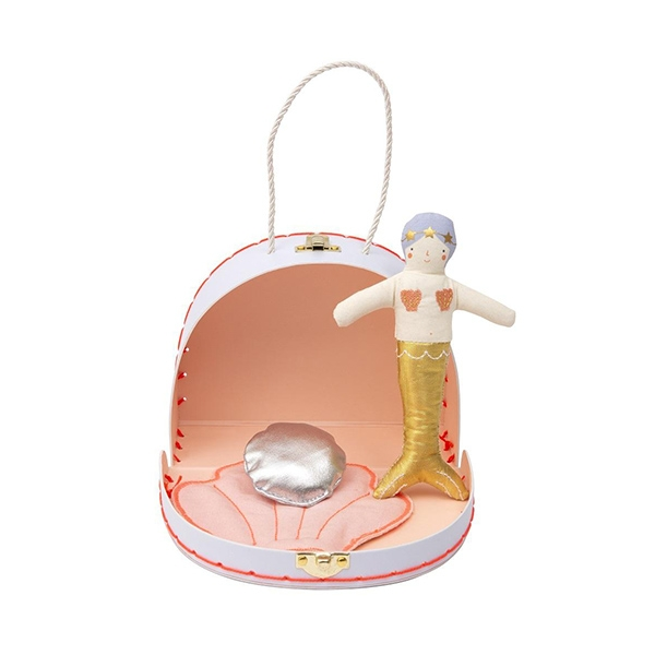Mini Mermaid Suitcase_ME188134