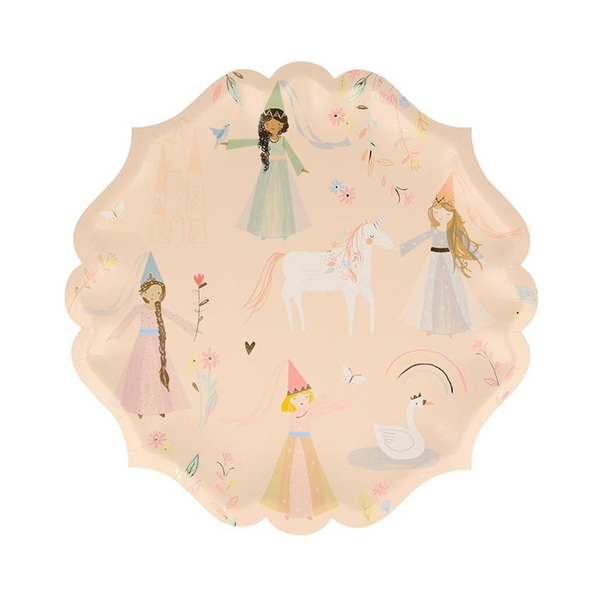Princess Large Plates(8개 세트)_ME215173