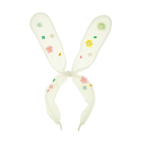 Sequin Bunny Ear Headband_ME199572