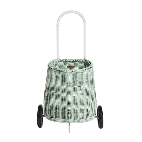 Rattan Original Luggy - Mint_OLSS21LGGMIO